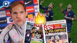 L'Espagne réagit aux propos de Tuchel sur Neymar et Mbappé | Revue de presse