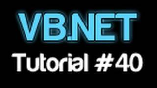 visual Basic .NET Tutorial 40 - How to use DateTimePicker Control and Format Date