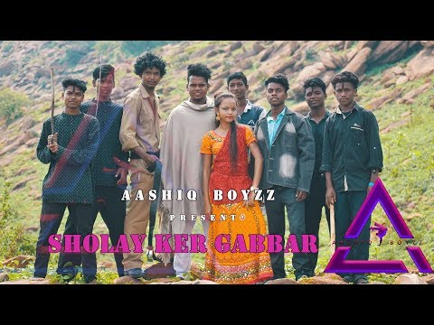 Aashiq BoyZz_Sholay Ker Gabbar__New Nagpuri Video__Singer-Rohan Kerketta & Ramesh Purty