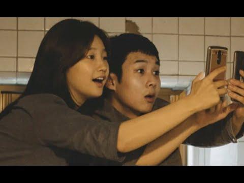 """parasite-(skylar-grey---love-the-way-you-lie)-""""jeong-ji-so,-park-so-dam,-choi-woo-shik"""""""