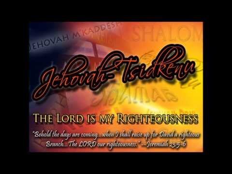 Hallowed Be Thy Name - Names of Jehovah - Steve Kuban - The Lord Is My Tower