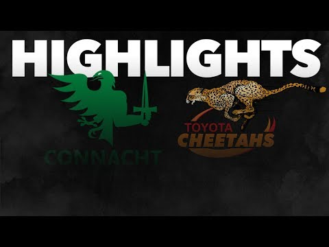 Guinness PRO14 Round 4: Connacht Rugby v Toyota Cheetahs Highlights