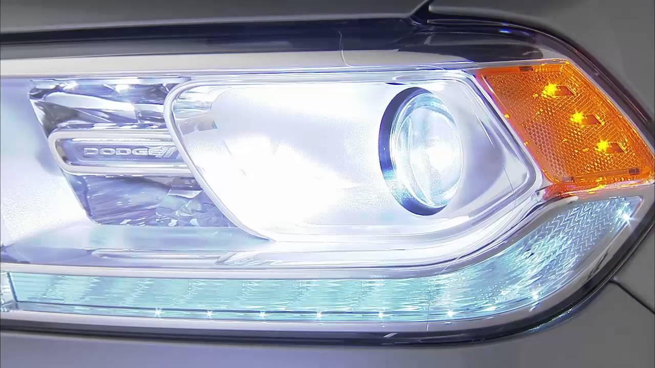 2016 Dodge Durango Light Control Dimmer And Fog Lights You