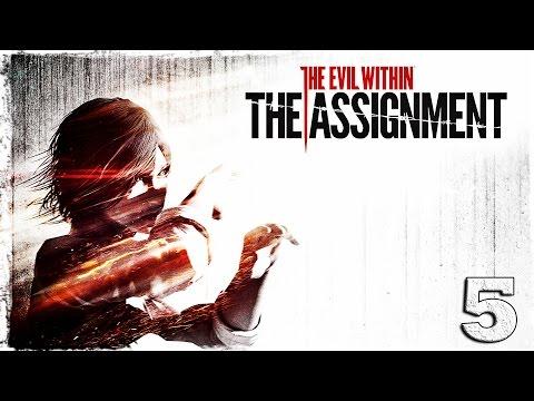 Смотреть прохождение игры The Evil Within: The Assignment. #5: Ужасы канализации.