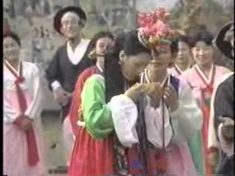 Traditional North Korean Wedding