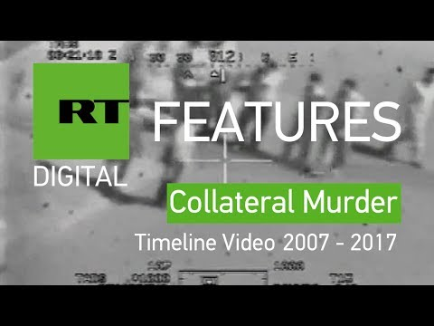 'Collateral Murder': 10 years on from infamous US airstrike