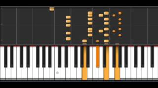 Ray Charles - What'd I Say [PIANO TUTORIAL]