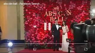 Abs Cbn Ball 2018 Iba si Angel Locsin Dito
