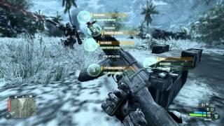 "Crysis Warhead - Enthusiast + HD Textures - Mission 3 ""Adapt or Perish"""