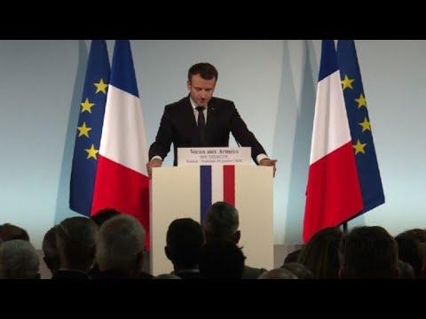 Macron croit en une victoire militaire contre l'EI au Levant