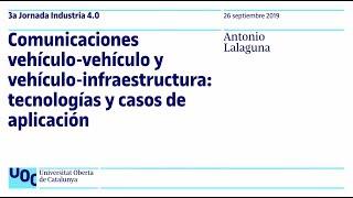 Comunicaciones vehículo-vehículo y vehículo-infraestructura: tecnologías y casos de aplicación | UOC