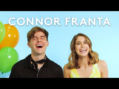 Lucie Plays Jenga Truth or Dare with Connor Franta
