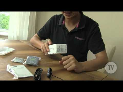 Unboxing - Samsung Galaxy Ace Duos