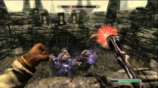 Skyrim Walkthrough: The Mind of Madness