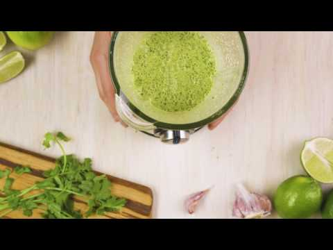 How to: Zing™ Sweet Cilantro Lime Dressing