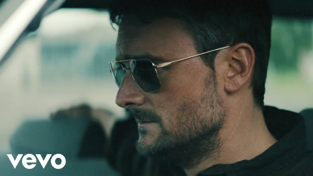 Eric Church - Desperate Man (Official Music Video)