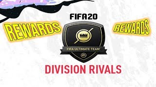 💥REWARDS DELLE DIVISION RIVALS!!💥