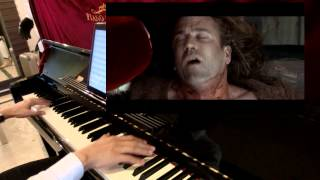 Braveheart Piano Cover: Freedom The Execution Bannockburn - James Horner