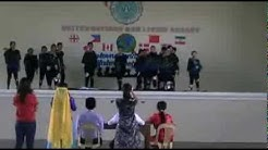 "Champion, ""Anak ng Pasig"" OLMS Interpretative Dance Competition, (4th year High School)"