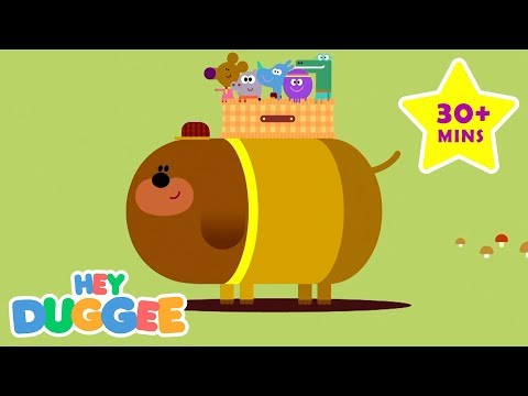 Wonderful Weather With Duggee! - 30+ Minutes - Hey Duggee Best Bits - Hey Duggee