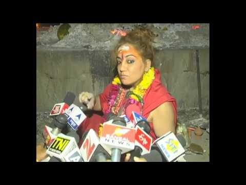 Well Educated Lady Became Aghori