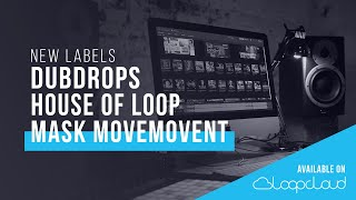 Find Mask Movement Dubdrops House of Loop on Loopcloud | Reggae Acapellas Dub Techno Loops