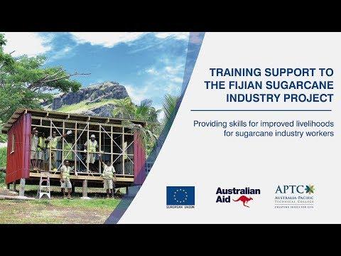 Providing skills for improved livelihoods for sugarcane industry workers