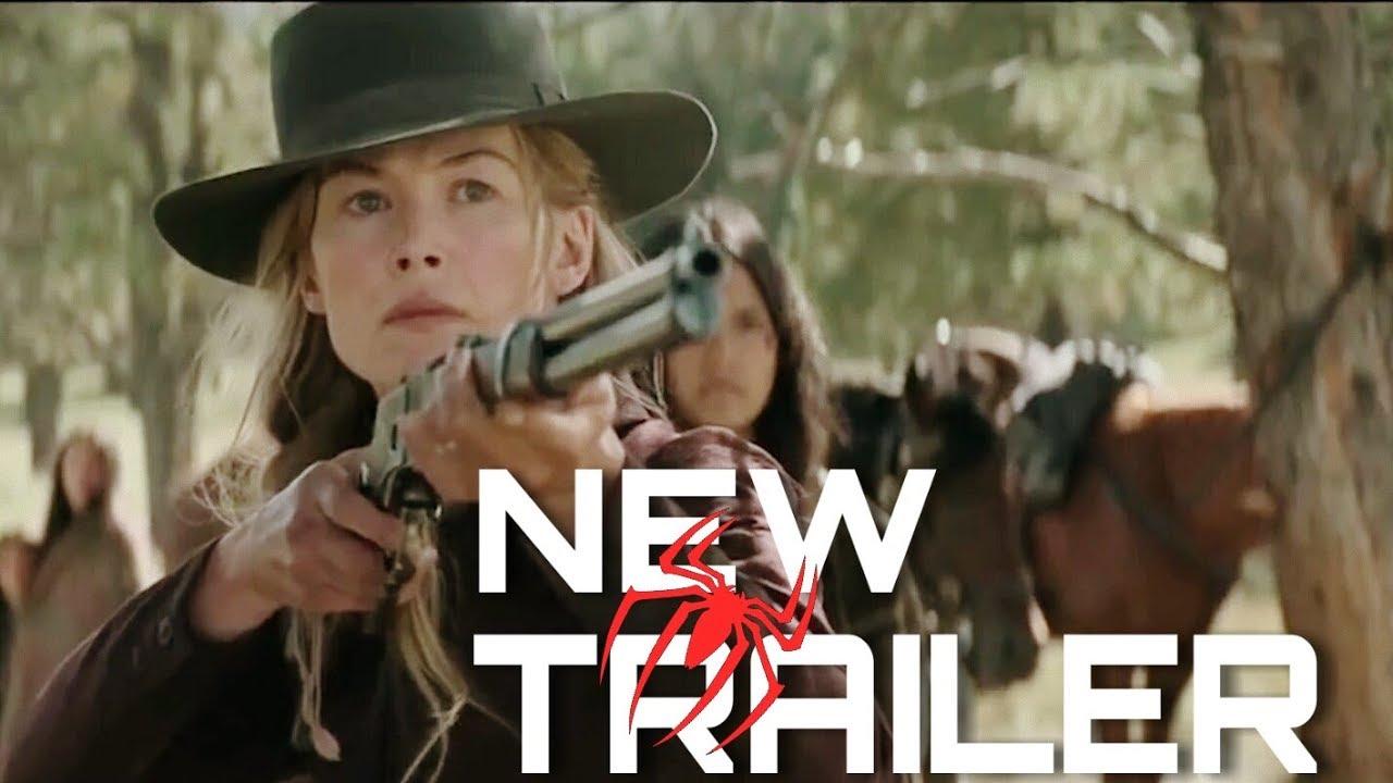 Download Hostiles Trailer (2018) Christian Bale, Rosamund Pike Western Movie