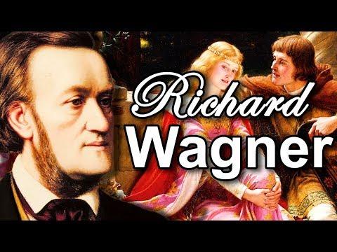 Wagner Instrumental 🎼 Música Clásica Orquestal de Richard Wagner
