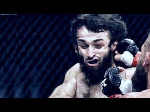 Единственное поражение Забита Магомедшарипова в MMA | The Only Defeat Of Zabita Magomedsharipova