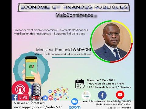 BENIN:  ECONOMIE ET FINANCES PUBLIQUES