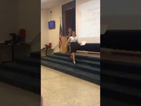 North Euless elementary school grad 6 (2018)