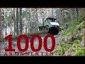 Unimog 411 am Limit - Das 1000 Abo-Special