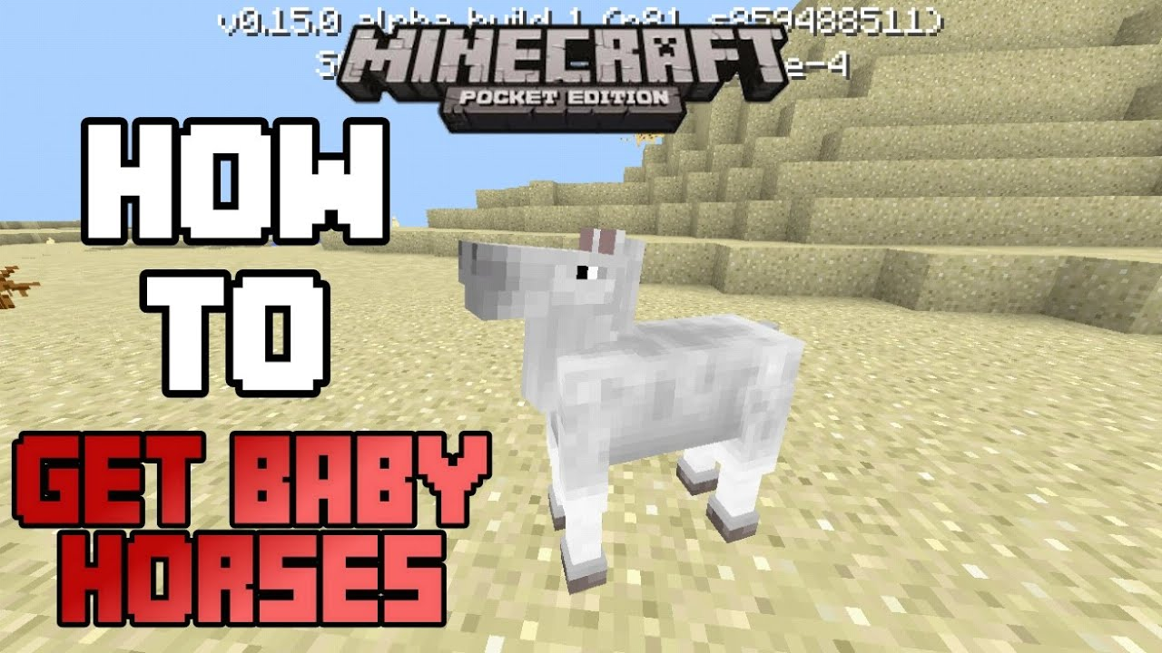 how to get horses to mate in minecraft
