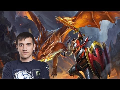Arteezy (Dragon Knight) - Team Liquid vs. EG @ ESL One Frankfurt 2014 - Dota 2