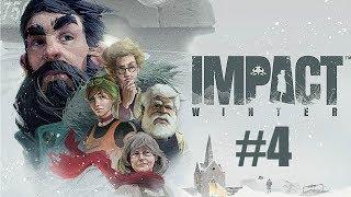 IMPACT WINTER #4 - GENERADOR MANUAL Y FILTRO DE AGUA | Gameplay Español