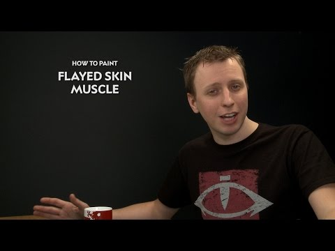 WHTV Tip of the Day - Flayed skin muscle.
