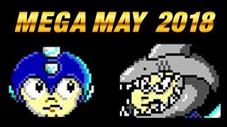 Mega Man 3 (DOS) - Mega May 2018