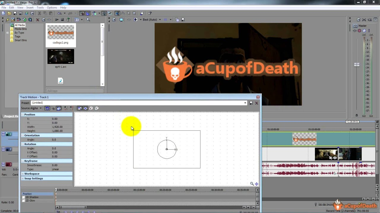 How to add a Watermark to your Gameplay Videos