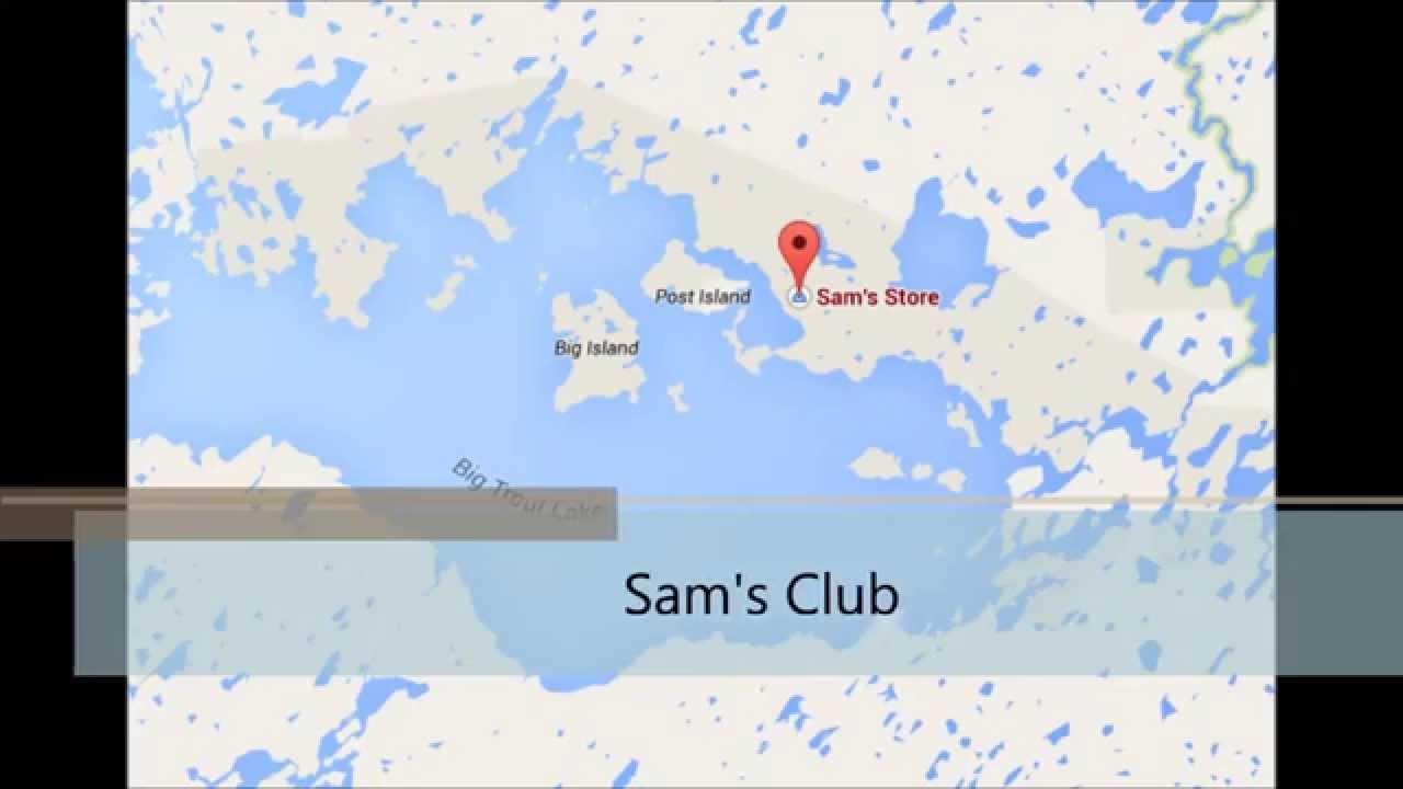 Sam S Club Big Trout Lake Ontario 807 537 2691 Youtube
