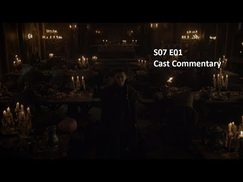 GOT Commentary S07 E01 I Dir. Podeswa, John, and Gwendoline