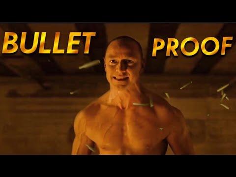 Multifandom Ft. Bulletproof By Godsmack