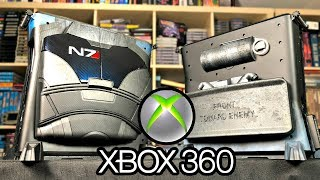XBOX 360 Armored Cases - Mass Effect / Battlefield / Gears 3 & More