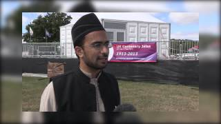 Jalsa Salana UK 2013: Murrabian (Missionaries)