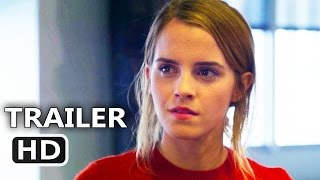 THE CIRCLE Official TV Spot Trailer (2017) Emma Watson, Tom Hanks Movie HD