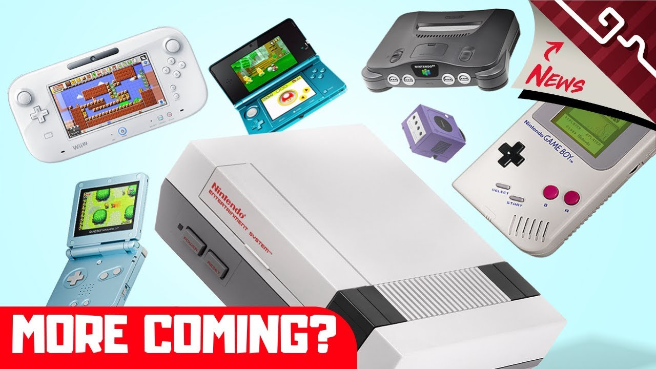 Nintendo may add more classic games to Switch Online!