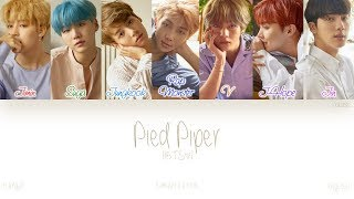 Download [HAN|ROM|ENG] BTS (방탄소년단) - Pied Piper (Color Coded Lyrics)