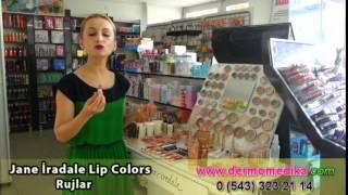 Jane İradale Lip Colors Rujlar - Dermomedika.com 2014 Thumbnail