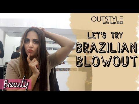 Beauty   Hair Treatment   Brazilian Vs. Keratin Straightening    Outstyle.com
