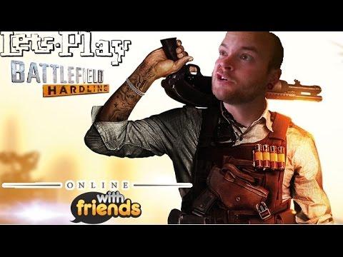 Battlefield Hardline - Online Svenska med vänner
